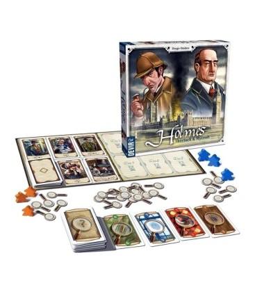 Holmes: Sherlock & Mycroft (Inglés)