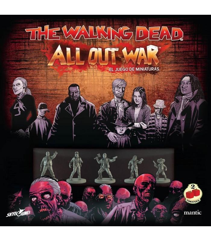 The Walking Dead: All Out War (Caja Básica) - Mathom Store S.L.