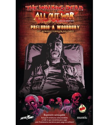 The Walking Dead: Preludio a Woodbury
