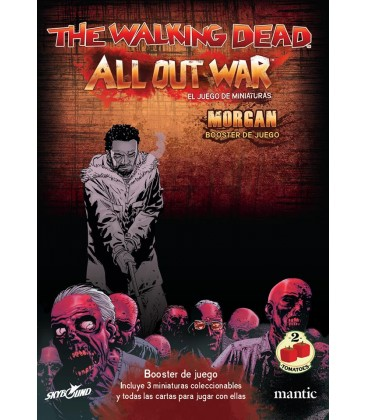 The Walking Dead: Morgan