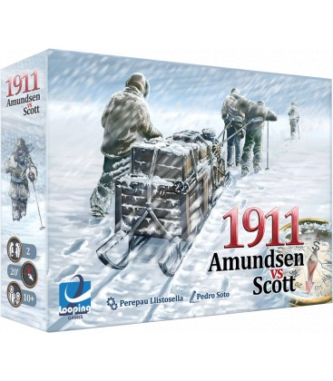 1911 Amundsen vs. Scott