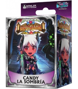 Super Dungeon Explore: Candy la Sombría