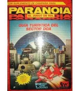 Paranoia: Guía Turística del Sector DOA