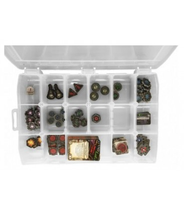 Compartment Box -Half Size Form Factor