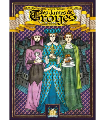 Troyes: Les Dames de Troyes