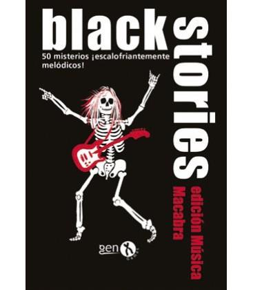 Black Stories: Edición Música Macabra