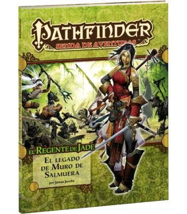 Pathfinder: El Regente de Jade 1 (El Legado de Muro de Salmuera)