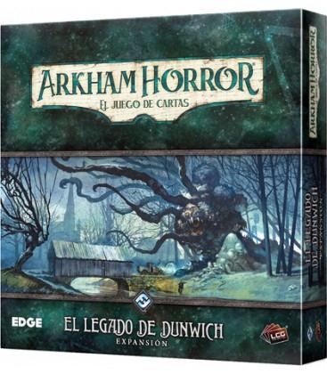 Arkham Horror LCG: El Legado de Dunwich