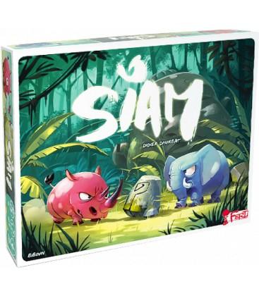 Siam (inglés)