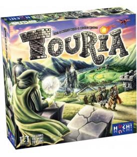 Touria (Inglés)