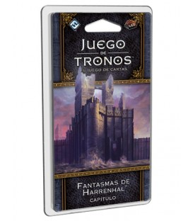 Juego de Tronos LCG: Fantasmas de Harrenhal / Guerra de los Cinco Reyes 5