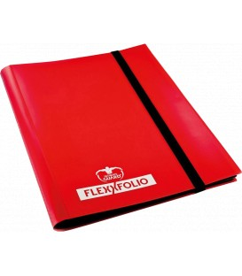 Carpeta Ultimate Guard Flexxfolio 9 Pocket Rojo