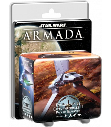 Star Wars Armada: Escuadrones de Cazas Imperiales II