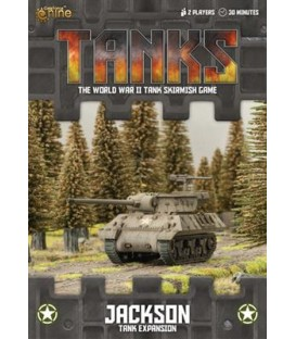 Tanks: US Jackson