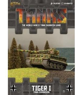 Tanks: German Tiger I