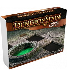 Dungeon Spain: Floors Basic Set