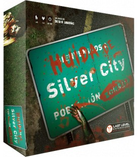 Huida de Silver City (Nueva Edición)