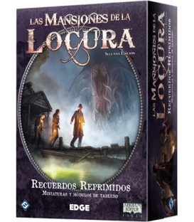 Las Mansiones de la Locura: Recuerdos Reprimidos