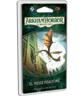 PREVENTA (05/06) - Arkham Horror LCG: El Museo Miskatonic / El Legado de Dunwich 1