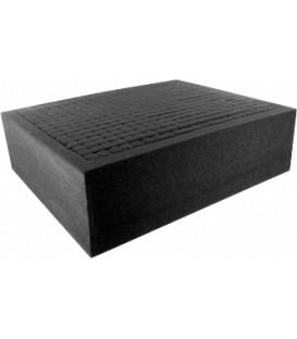 FS100R 10 cm. Figure Foam Tray full-size Raster