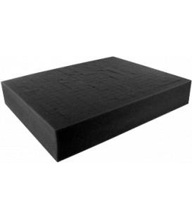 FS060R 6 cm. Figure Foam Tray full-size Raster