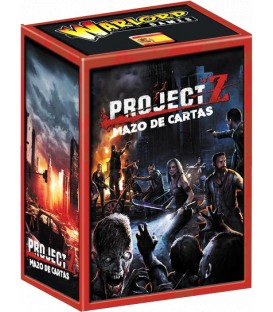 Project Z: Mazo de Cartas