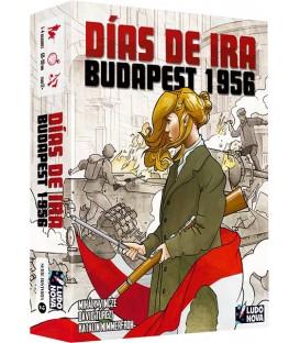 Días de Ira: Budapest 1956 (+ Carta Promo)