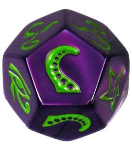Cthulhu Dados: Púrpura