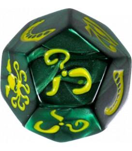 Cthulhu Dados: Verde