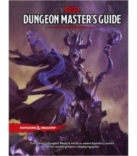 Dungeons & Dragons: Dungeon Master's Guide (inglés)