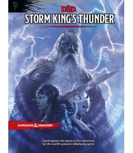 Dungeons & Dragons: Storm King's Thunder (inglés)