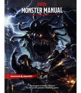 Dungeons & Dragons: Monster Manual (inglés) (Desprecintado)