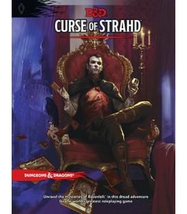 Dungeons & Dragons: Curse of Strahd (inglés)
