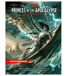 Dungeons & Dragons: Princes of the Apocalypse (inglés)