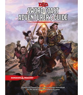 Dungeons & Dragons: Sword Coast Adventurer's Guide (inglés)