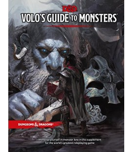 Dungeons & Dragons: Volo's Guide to Monsters (inglés)