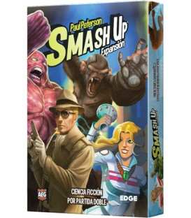 Smash Up: Ciencia Ficción por Partida Doble