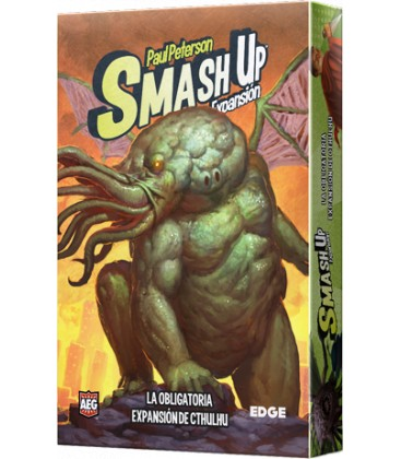 Smash Up: La Obligatoria Expansión de Cthulhu