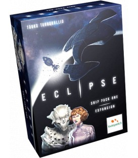 Eclipse: Ship Pack One (Inglés)