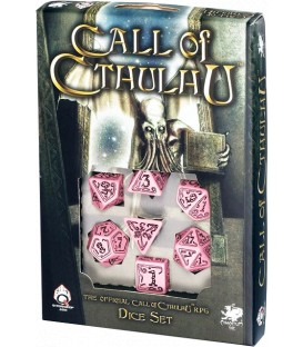 Q-Workshop: Call of Cthulhu (Rosa/Negro)