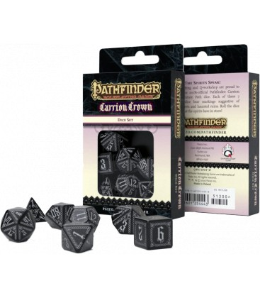Q-Workshop: Pathfinder - Carrion Crown