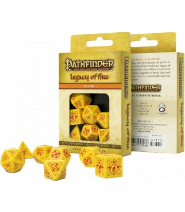 Q-Workshop: Pathfinder - Legacy of Fire