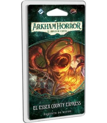 Arkham Horror LCG: El Essex County Express / El Legado de Dunwich 2