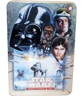 Star Wars Pocketmodel TCG - 30th Anniversary Collector's Tin: Battle of Hoth