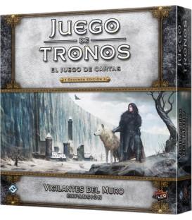 Juego de Tronos LCG (2ª Edición): Vigilantes del Muro