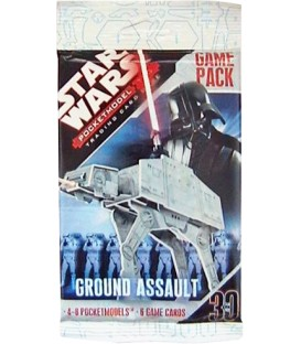 Star Wars Pocketmodel TCG: Sobre Ground Assault