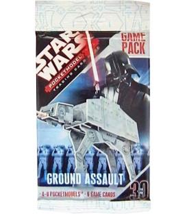 Star Wars Pocketmodel TCG: Sobre Ground Assault