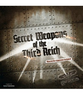 Secret Weapons of the Third Reich (Inglés)
