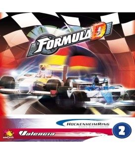 Formula D 2: Hockhenheim / Valencia
