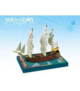 Sails of Glory: Príncipe de Asturias 1794 / San Hermenegildo 1789